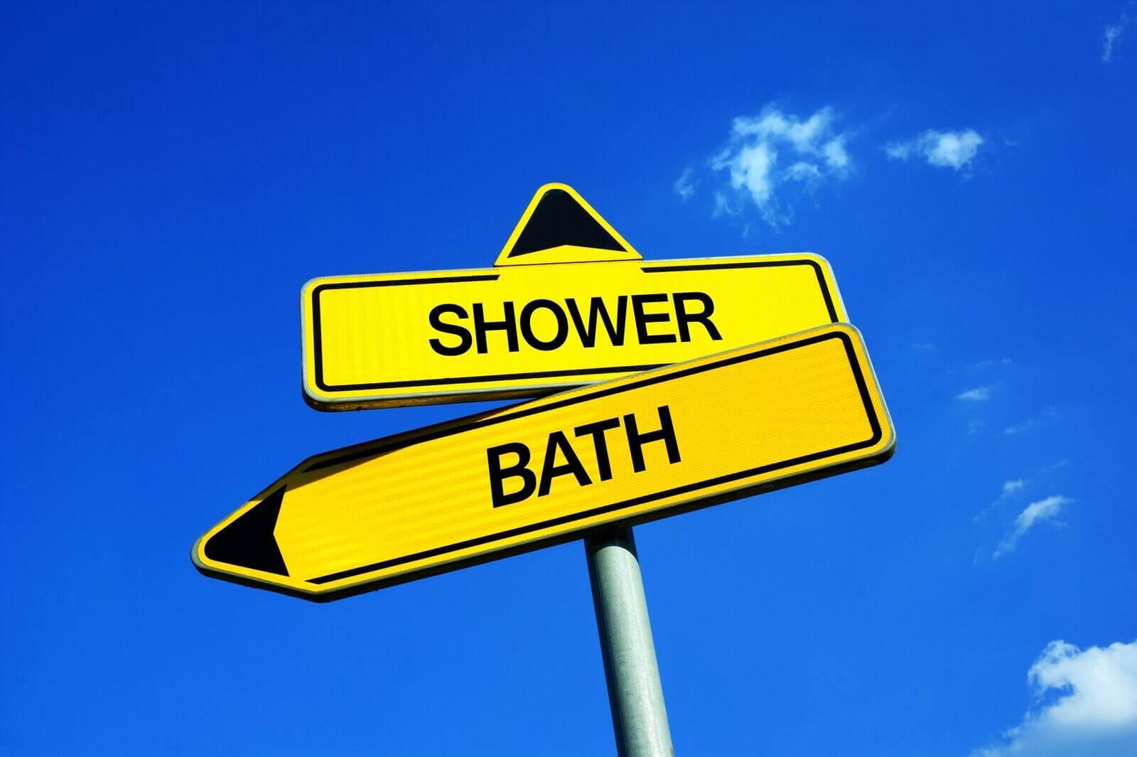Почему стоит выбрать ванну?