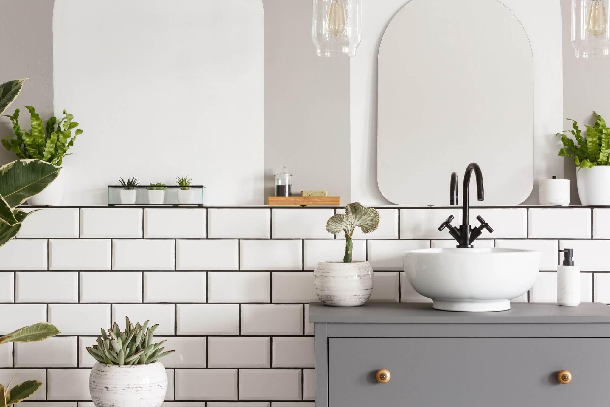 Обустройство ванной комнаты: простые правила эргономики